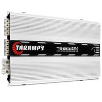 Módulo Amplificador Taramps Ts-1200x4 1200w Rms 4 Ch 2 Ohms