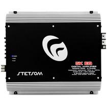 Módulo Amplificador Stetsom 5k 1 Ou 2 Ohms Mono 5000 Watts