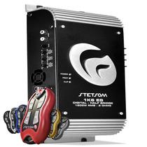 Módulo Amplificador Stetsom 1k6 1600 Watts + Controle