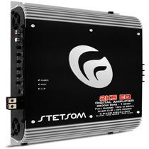 Modulo Stetsom 2k5 Eq 2500w Rms 1 Ohms Amplificador Mono