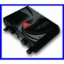 Modulo Som Amplificador Carro Alfa Amps 400w Rms 3 Canais