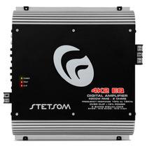 Módulo Amplificador Stetsom 4k2 Eq 4200w Rms 2 Ohms
