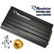 Modulo Roadstar Power One Rs-4510amp 2400watts