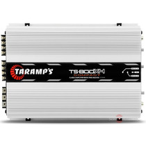Modulo Taramps Ts800 X4 Amplificador Digital 800w Rms 2 Ohms