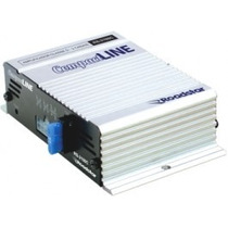 Amplificador Roadstar Compact Line Classe D Rs2100c