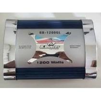 Modulo Amplificador B-buster Bb-1200 Gl 1200w Mosfet
