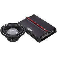 Kit Amplificador Novik Ank1412 + Alto Falante 12 Pol 1000w