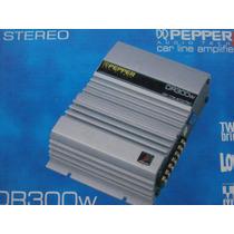 Amplificador Estereo Pepper Dr 300 W