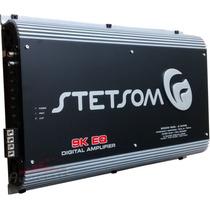 Módulo Amplificador Stetsom 9k Eq 9000w Rms + Frete + Brinde