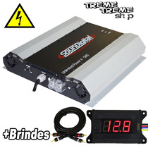 Modulo Amplificador Sd Soundigital Unlimited Power 2 100.000