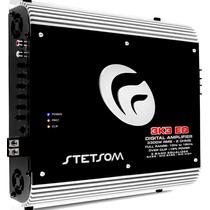 Módulo Amplificador Stetsom 3k3 Eq 4000w Rms Mono + Frete!!