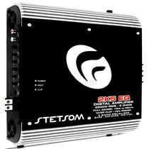 Modulo Stetsom 2k5 Eq 2500w Rms Mono Amplificador