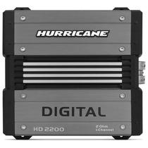 Módulo Hurricane Hd-2200 (2200w Rms) Digital Amplificador