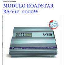 Módulo Roadstar V12 2000 Wats
