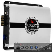 Modulo Amplificador Cl950 He + Mixer Ma 1300 Kit Propaganda