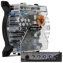 Modulo Amplificador Vs400.4 + Mixer Ma 1200 Kit Propaganda