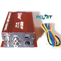 Mini Amplificador Modulo Kinter M-150 500w Subwoofer