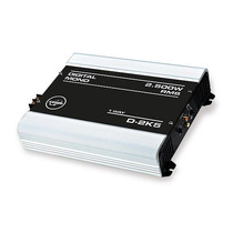 Modulo Boog 2k5 D Eq 2500w Rms 2ohms Mono Amplificador