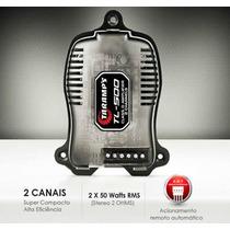 Mini Modulo Taramps Tl500 2 Canais 100w Rms
