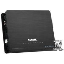 Modulo Amplificador Ssl Ev 3000 D - 3000 W Class D Monoblock