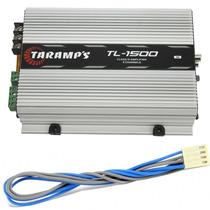 Modulo Amplificador Taramps Tl1500 390w Rms 3 Canais Rca