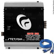 Modulo Digital Amplificador Stetsom 2k5 3200w Mega Loja Net