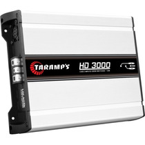 Modulo Amplificador Taramps Hd3000 Rms 1 Canal 2 Ohm Digital