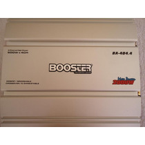 Módulo Booster Ba-404.4 800rms Mosfet 4ch Mono Stereo Ab