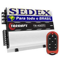 Módulo Taramps Ts-400 4 Canais 400w Rms + Controle Tlc-3000