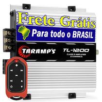 Módulo Taramps Tl-1200 + Controle Longa Distância Tlc-3000