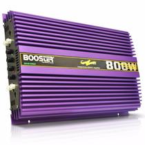 Modulo Booster 800w Rms 4 Canais Ba610gx 2 Ohms Frete Grátis