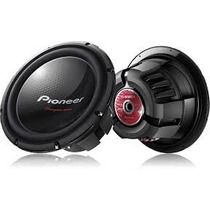 Alto Falante Pioneer Subwoofer Ts-w310d4 1400 Watts 400w Rms