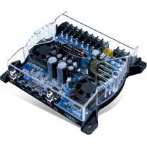Modulo Stetsom Vs600.4 600w Rms Amplificador 2 Ohms 4 Canais