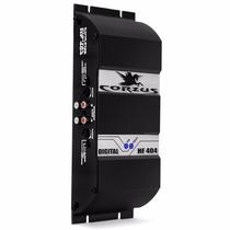 Modulo Som Amplificador Digital Corzus Hf404 400w 4 Canais