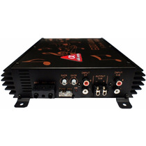 Modulo Amplificador Alfa Amps 600 Rms 3 Canais C/ Rca Oferta