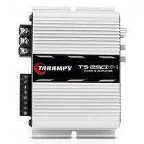 Modulo Amplificador Taramps Ts250 X4 250w Rms Com 4 Canais