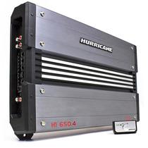 Modulo Amplificador Hurricane H1 4.650 2600wrms Mono Estereo