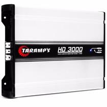 Módulo Digital Taramps Hd 3000 3000w Rms 1 Ohm Frete Grátis