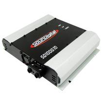 Modulo Soundigital Sd1000.1d - 1 Canal 1000w Rms (1 Ohm)