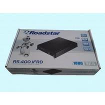 Módulo Amplificador Roadstar 1600 Wats Mono P Subwoofer Novo