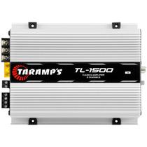Modulo Amplificador Taramps Tl 1500 390w Rms 3 Canais Som