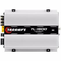 Módulo Taramps Tl -1500 3 Canais 2x95rms E 1x200rms