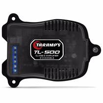 Módulo Amplificador Taramps Tl 500 100w Rms 2 Canais Tl500