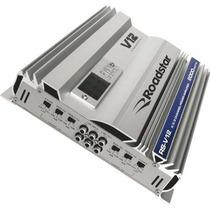 Módulo Amplificador Mosfet Ab 2000w Rsv12 Prata Roadstar