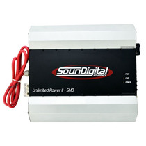 Módulo Amplificador Soundigital Unlimited Power 2