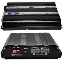 Módulo Hf4004 - 4000w Rms Digital 4 Canais Estéreo Mono