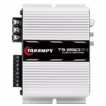 Modulo Taramps Digital Ts250 X4 250w Rms 4 Canais Stereo Rca
