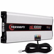 Módulo Amplificador Hd-10000 Taramps 10000w Rms 1 Ohms 1 Ch
