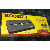 Booster Ba-xm3600.4// Max Powe 3600w