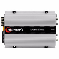 Modulo Taramps Ts400 T400 X4 Digital 400 W Rms Frete Gratis